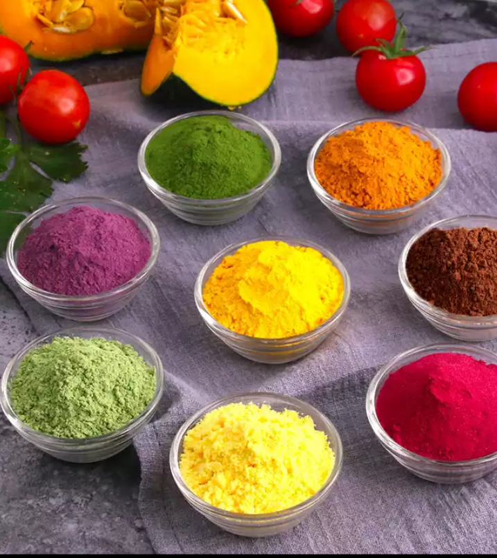 Holi-DIY Natural Colors: 6 Steps
