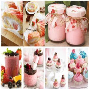 strawberry powder malaysia