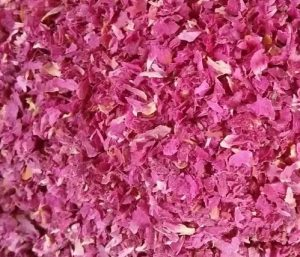 rose flakes