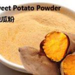 sweet potato powder malaysia